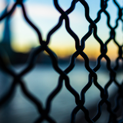 chain-link-metal